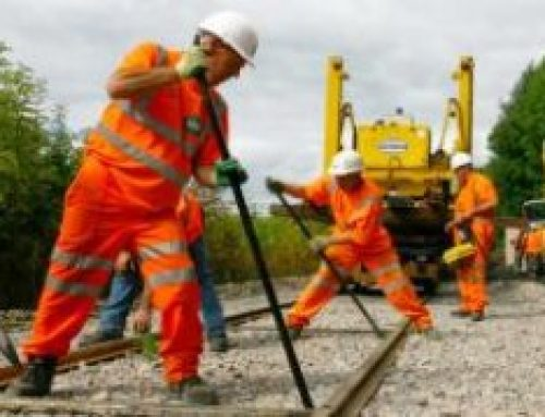 Rail contractors prepare for busy Easter